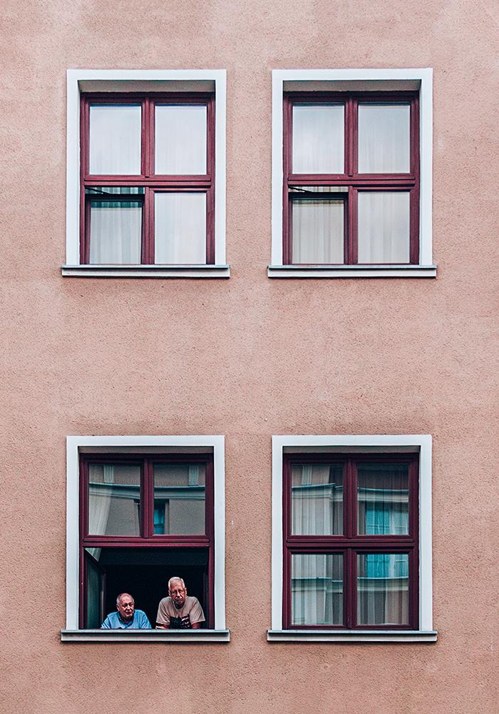 «Watchmen», 21x30 cm
