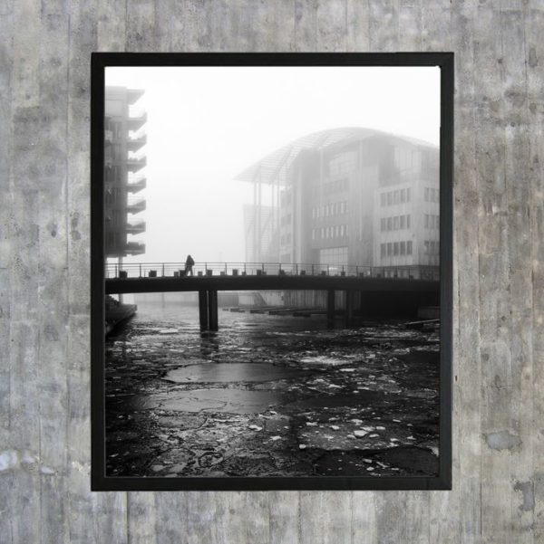 «Traverse» – 40x50 cm