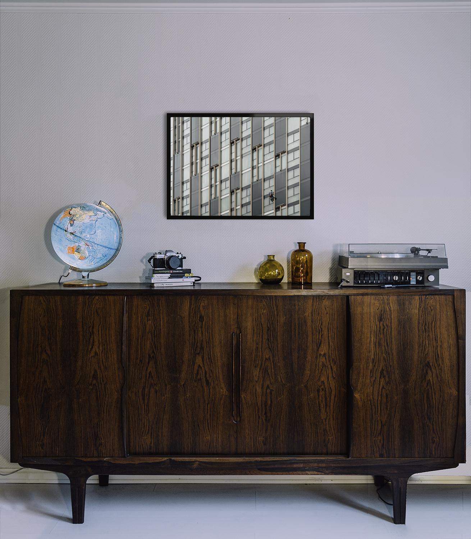 «Cliffhanger» - 70x50 cm