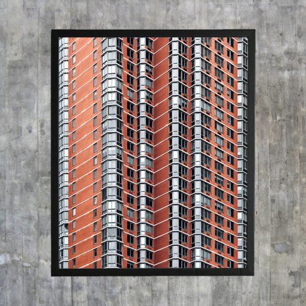 «Dense» - 40x50 cm