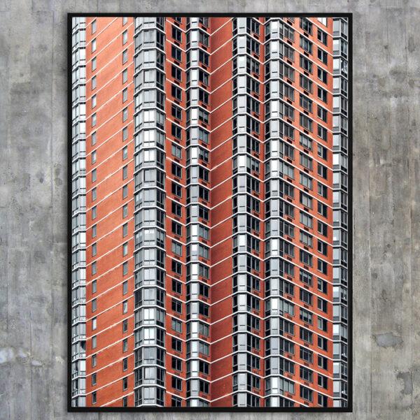 «Dense» - 70x100 cm